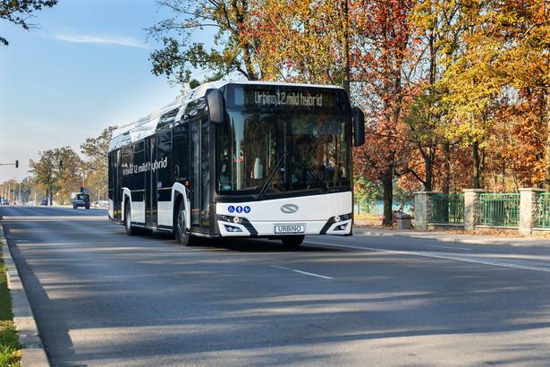Solaris Urbino mild hybrid