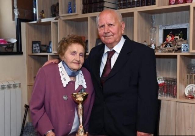 Milan i Damjanka Antonijević