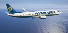 Alarm na pokładzie Ryanair. Myśliwce eskortowały samolot