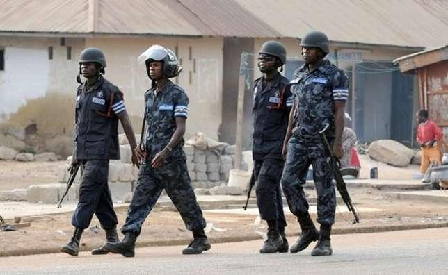 Police deployed to Yendi