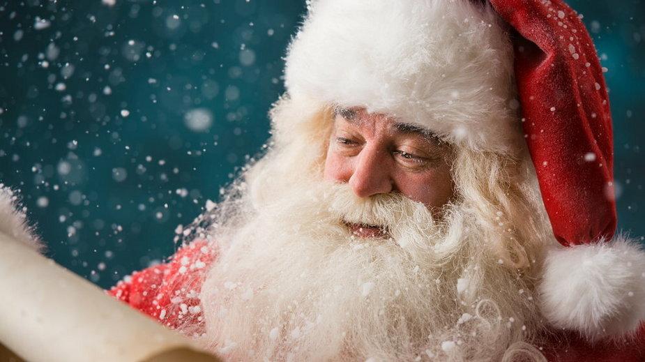 Mikołajki - 6 grudnia. Dlaczego Mikołaj to starszy pan z długą brodą?