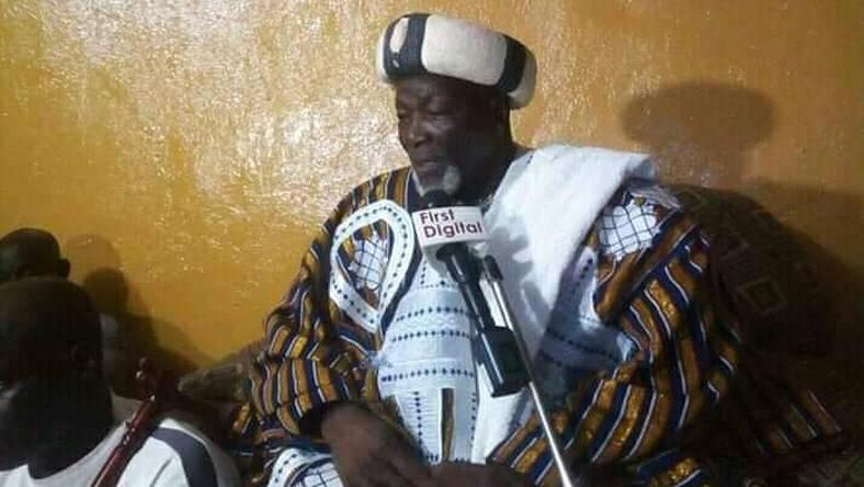 Chief of Savelugu and head of the Andani Royal family, Yoo Naa Abukari Mahama VII