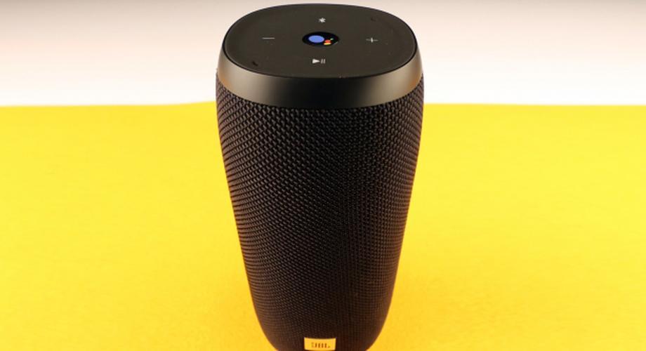 JBL Link 20 im Test: satter Sound und Google Home