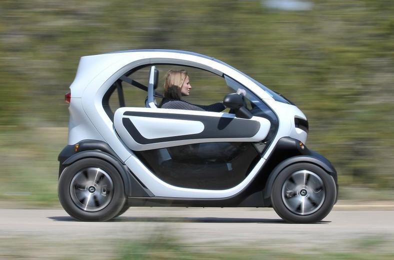 Renault twizy. (Autocar)