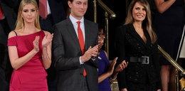 Żona Donalda Trumpa w kostiumie za 40 tysięcy