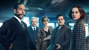 """""""Morderstwo w Orient Expressie"""": jest nowy plakat pełen tajemniczych poszlak"""