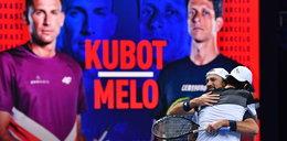 Wygrana Kubota i Melo na pożegnanie. Tenisiści zakończyli współpracę