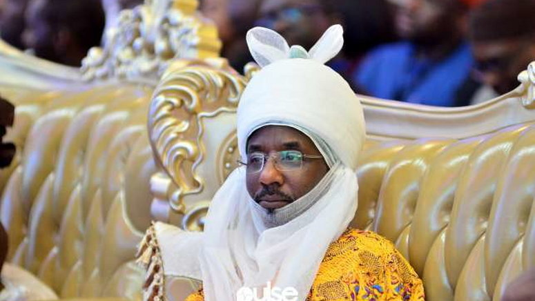Image result for sanusi lamido emir of kano