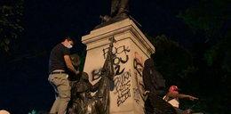 Dlaczego zdewastowali pomnik Kościuszki w USA? Odpowiedzi wprawiają w osłupienie