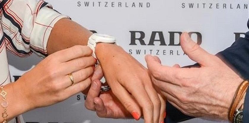 Radwańska bierze ślub? Ma pierścionek zaręczynowy?