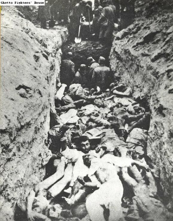 I obični nemački vojnici su bili veoma svesni genocida nad Jevrejima koji se na istočnom frontu odvijao bez ikakvog prikrivanja
