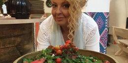 Letnia sałatka bałkańska z arbuzem i serem feta