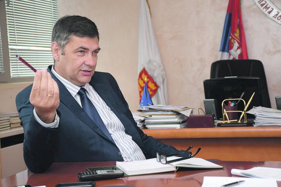 Gradonačelnik Tomislav Ilić