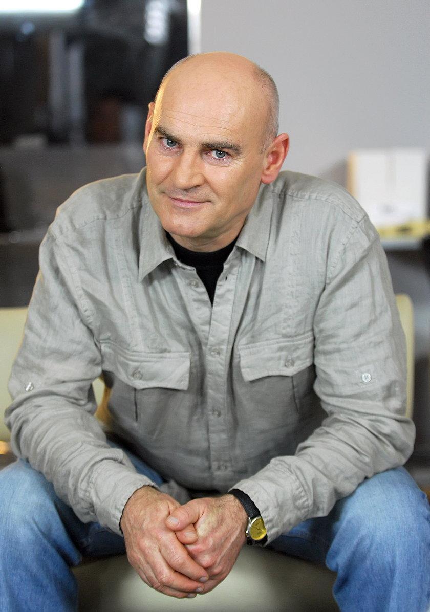 """Waldemar Obłoza, Roman z """"Na Wspólnej"""""""