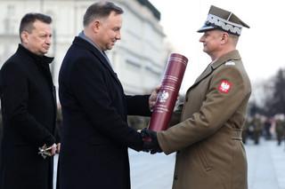 Dzień Pamięci Żołnierzy Wyklętych. Prezydent wręczył osiem nominacji generalskich