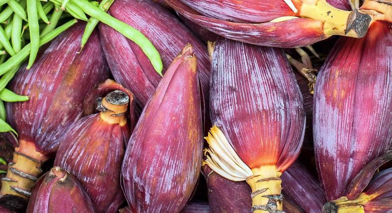 Benefits of banana flower(Greatfood)