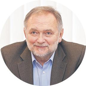 Prof. Tadeusz Kuczyński rektor Uniwersytetu Zielonogórskiego