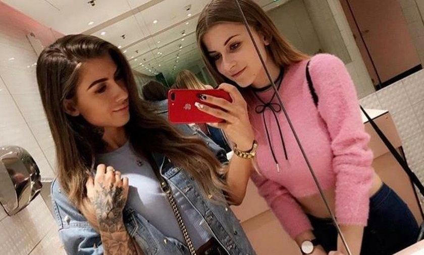 Deynn z siostrą