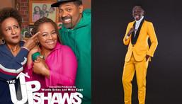 Eddie Butita is on Netflix directing the Swahili Version of Upshaws