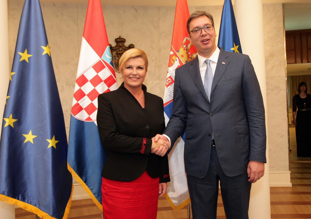 Sastanak predsednika u Beogradu