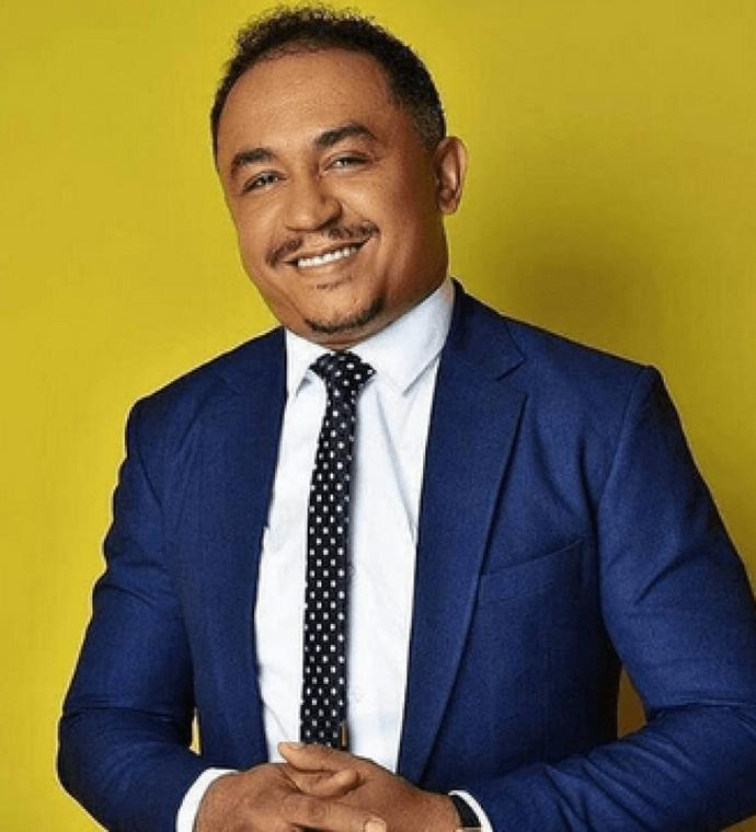 Daddy Freeze calls himself the 'only genuine prophet' in Nigeria