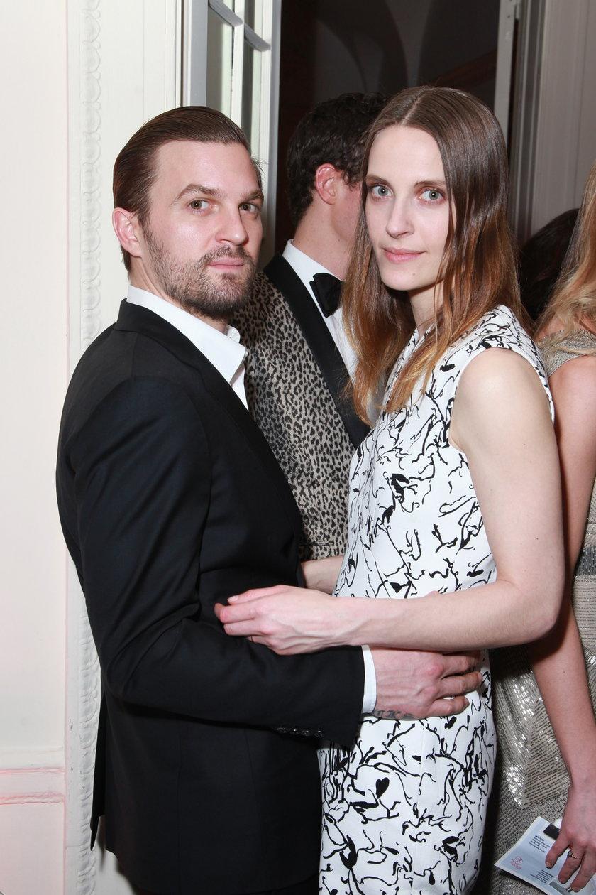 Max Snow i Vanessa Traina