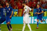 Fudbalska reprezentacija Hrvatske, Fudbalska reprezentacija Španije