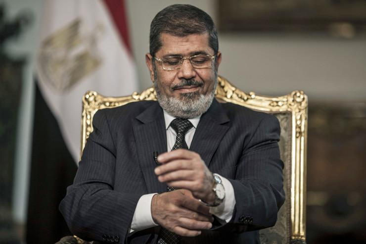 Mohamed Morsi, EPA - OLIVER WEIKEN