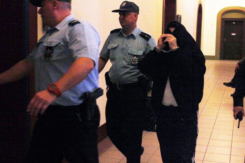 Gwałciciel zgwałcił po wyjściu z aresztu