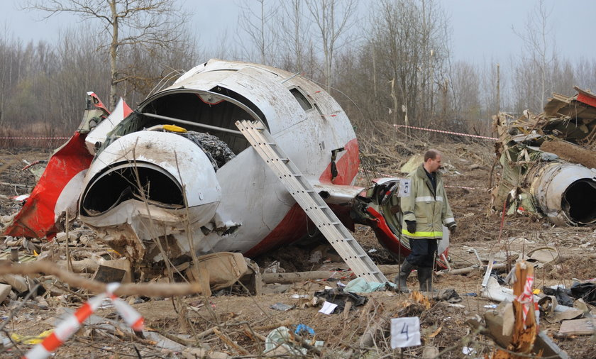 10 kwietnia 2010 roku doszło do katastrofy samolotu w Smoleńsku