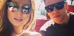 Szczęsny i Marina zakochali się w Rzymie! Romantyczne zdjęcie