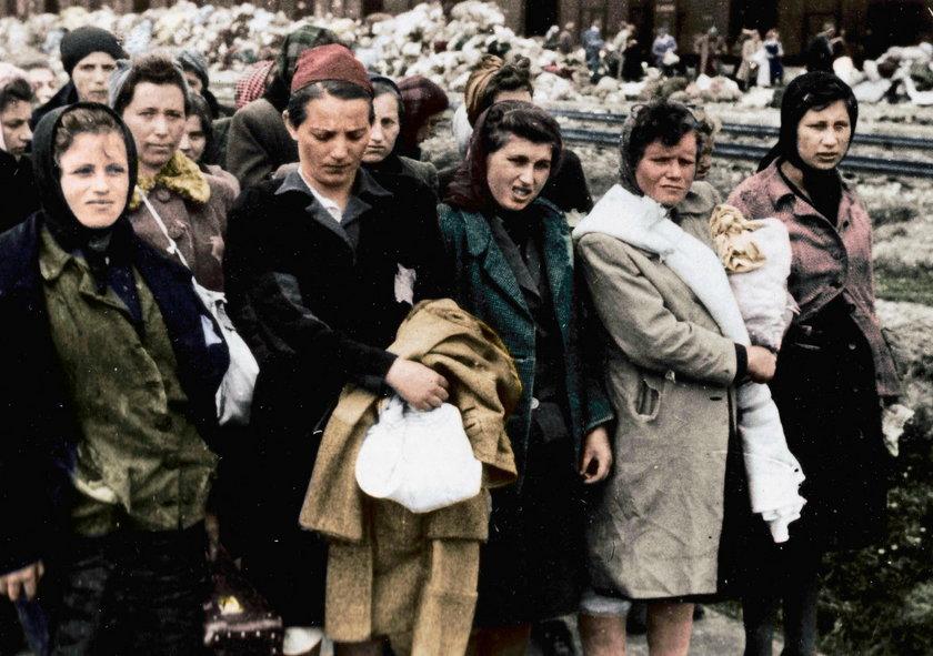 Auschwitz. Opublikowano zdjęcia w kolorze z obozu koncentracyjnego Auschwit