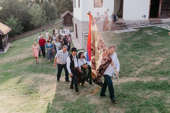 Mionica - svadba Žane i Radoja
