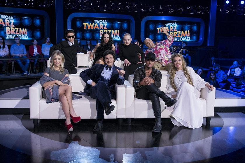 Wszyscy uczestnicy show