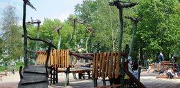 Przedszkolanki zostawiły 5-latkę samą w parku