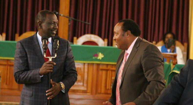 Governor Waititu now says he is being targeted for supporting DP Ruto