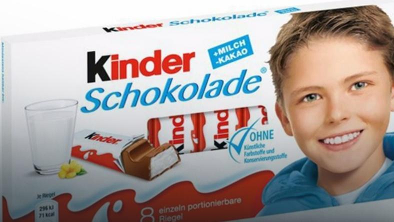 Jak teraz wygląda chłopiec z Kinder Chocolate?