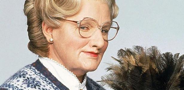 """Robin Williams powróci jako """"Pani Doubtfire"""""""