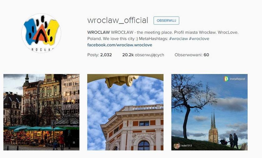 Miłośnicy Wrocławia na instagramie pochodzą z całego świata