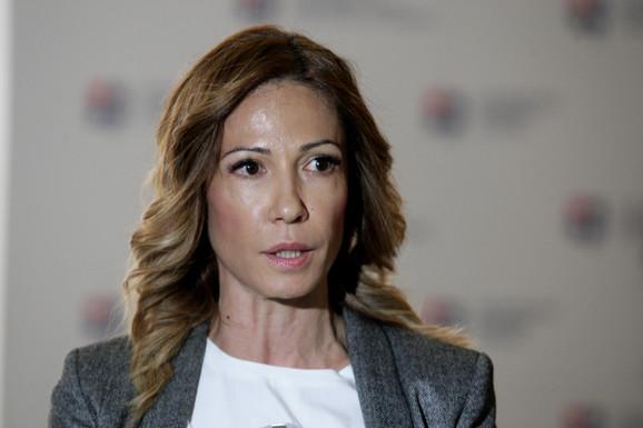 Katarina Ocokoljić, sekretar Udruženja za bankarstvo, osiguranje i druge finansijske institucije PKS