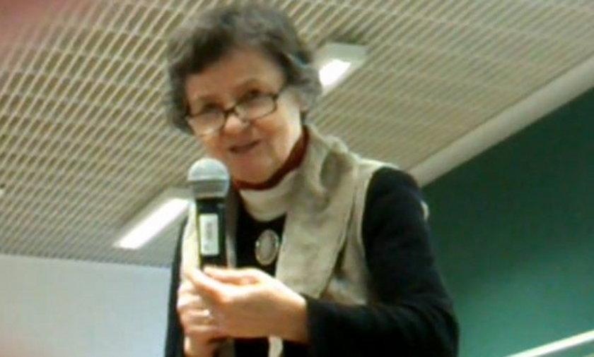 Prof Janina Milewska Duda