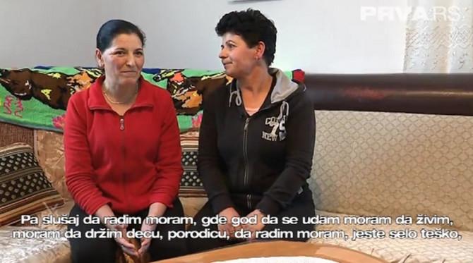 Violeta i Vera Matović