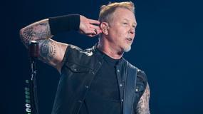 Metallica: James Hetfield spadł ze sceny