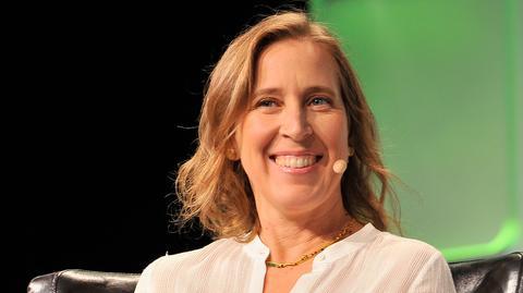 Prezes YouTube'a Susan Wojcicki
