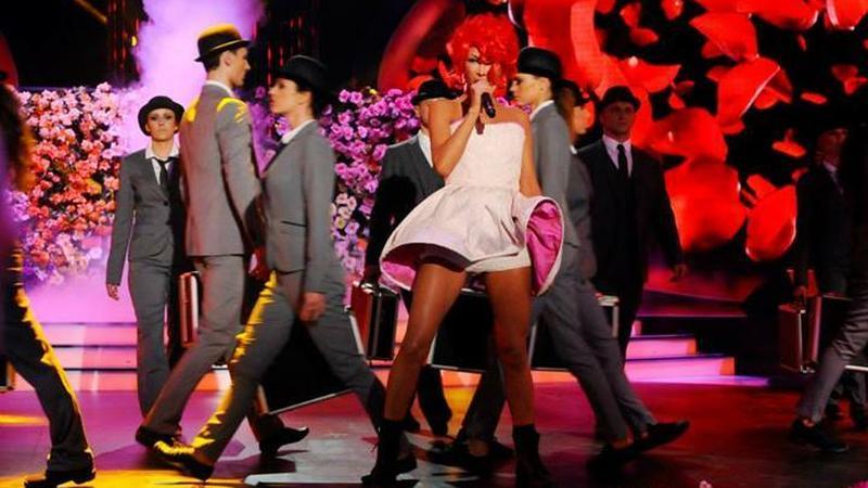 Paulla jak Rihanna