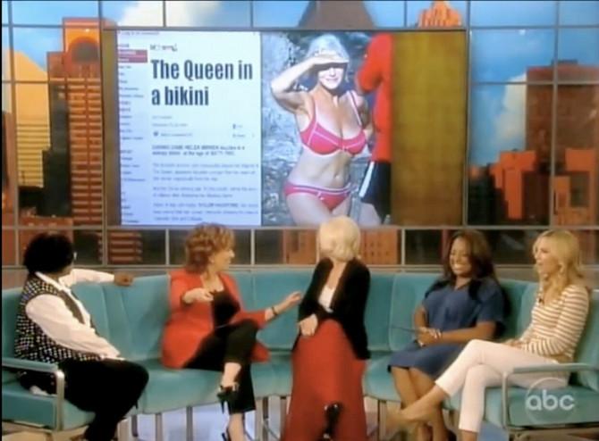 Helen Miren konačno progovorila o famoznoj fotki u bikiniju