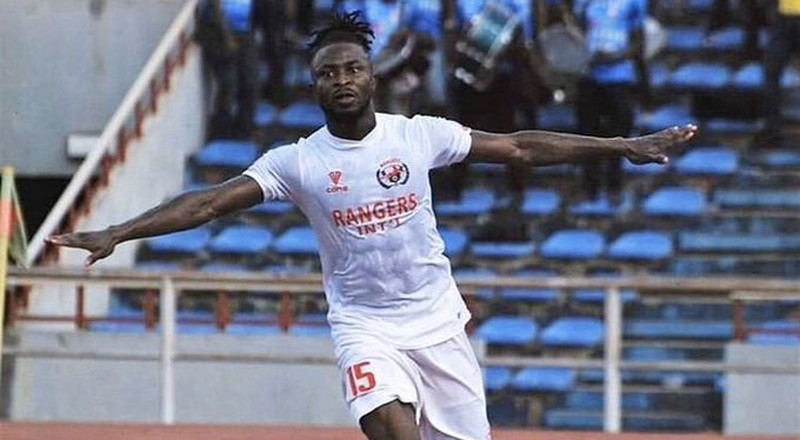A dark day in Nigerian football as 2 Rangers players die in a car crash while 2 Enyimba stars are kidnapped