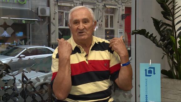 Dragutin Stefanović - klijent