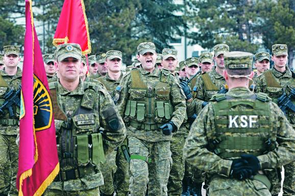 Kosovske bezbednosne snage