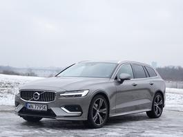 Volvo V60 D4  – lepsza i tańsza V90-tka? | TEST
